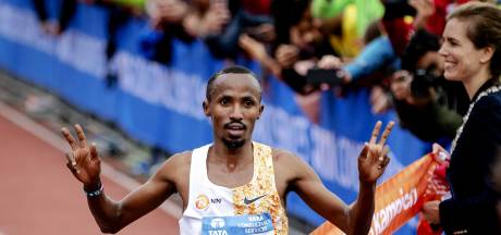 Abdi Nageeye smacht naar 'knallen' in een marathon