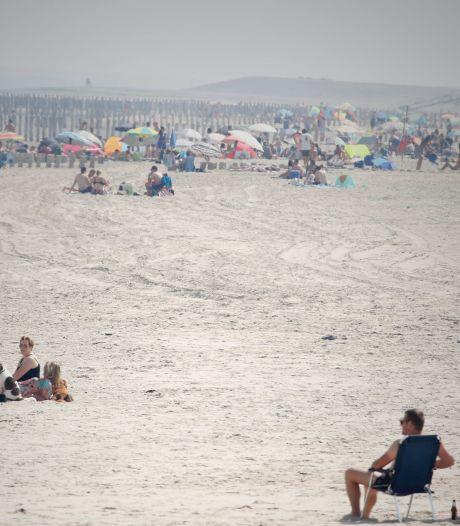 Aantal Zeeuwse stranden en jachthavens met Blauwe Vlag blijft gelijk