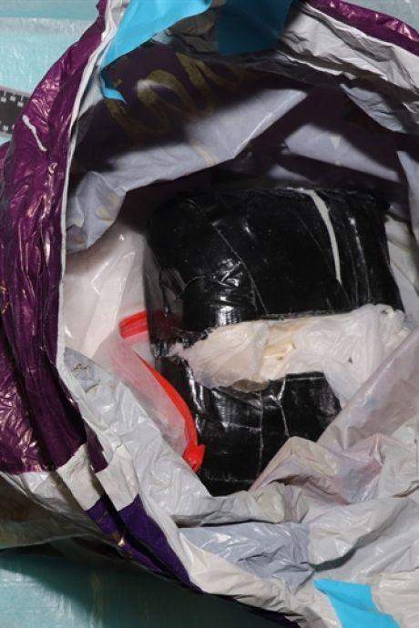 Eindhovenaar verstopt levensgevaarlijk goedje in achtertuin: twee milligram fentanyl is al dodelijk