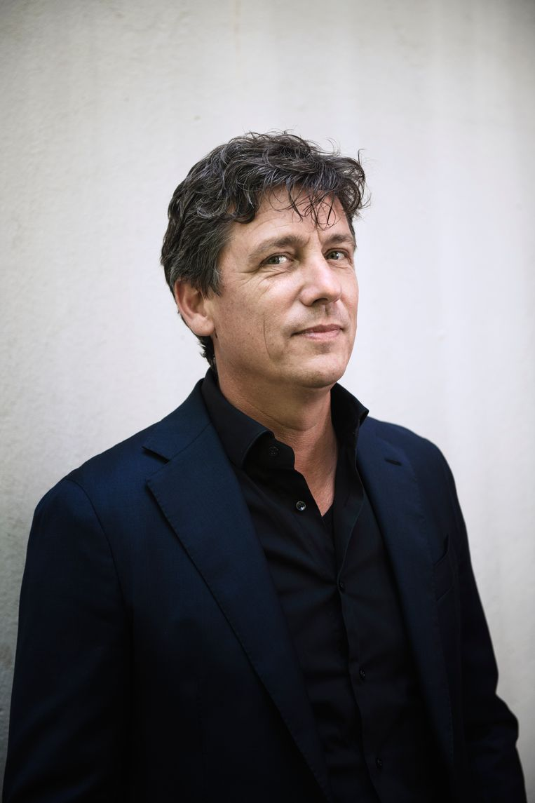 Jacco Vonhof: 'We weten dat het verhaal over een offer brengen vaak niet prettig valt bij werknemers.' Beeld Kiki Groot