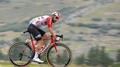 LIVE VUELTA. Slaat Thomas De Gendt toe in heuvelachtige etappe?