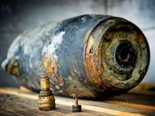 Vliegtuigbom gevonden op akker bij Biddinghuizen