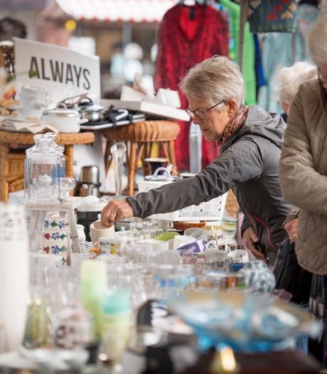 Kerkpleinmarkt Rijssen brengt ruim 31 mille op