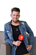 Verslaggever Joost Dijkgraaf