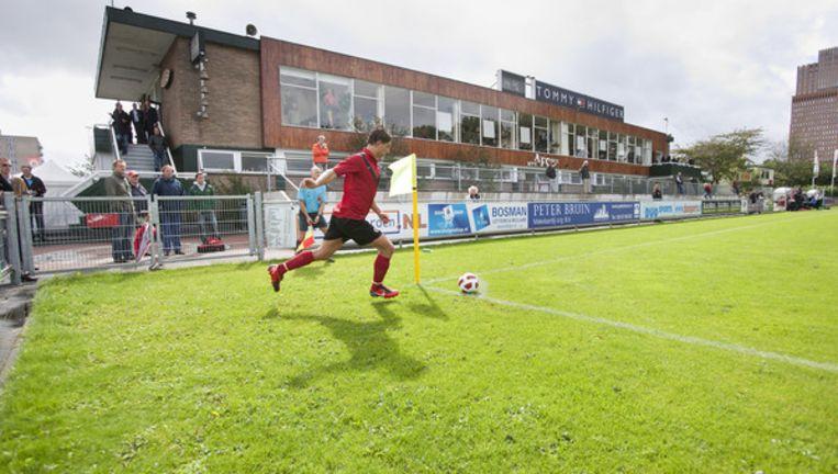 Magid Jansen van AFC. Foto Marcel Israël (www.marisfo.nl) Beeld