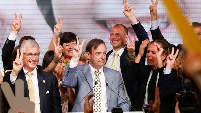 ANALYSE. N-VA wil van 14 oktober springplank naar 2019 maken