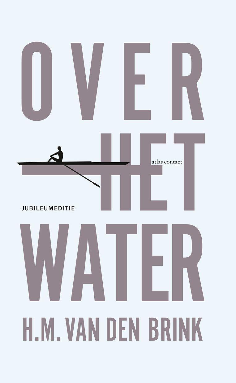 Over het water, H.M. van den Brink Beeld