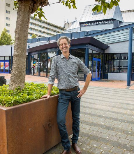 Podium Veenendaals theater Lampegiet blijft deze maand leeg: 'Optreden voor dertig bezoekers zinloos'