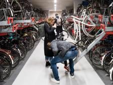 De grootste fietsenstalling ter wereld bedient vooral de binnen-de-milieuzone-wonende- stedeling
