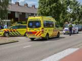 Kind gewond naar het ziekenhuis na aanrijding in Roosendaal
