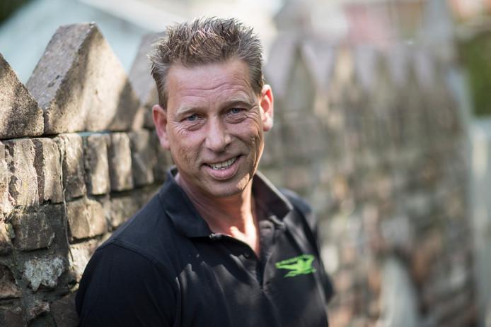 Paul Post, drijvende kracht achter onder andere De Vrije Slag door Zutphen.