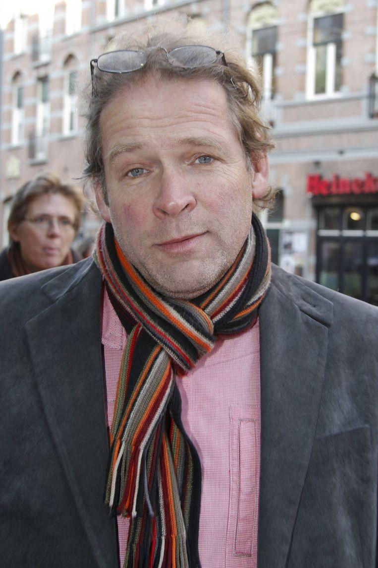 Erik van Muiswinkel: De lol is eraf. Beeld