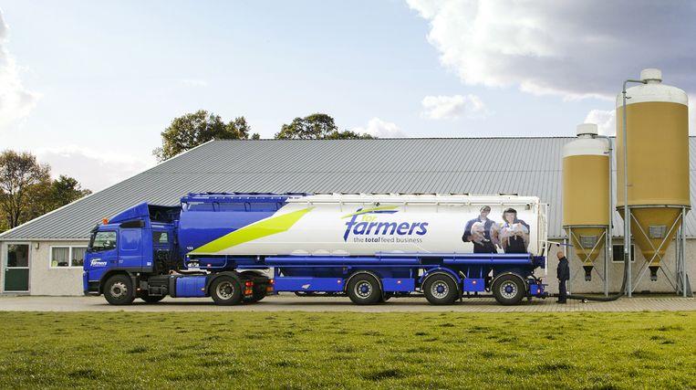 ForFarmers profiteert van een aantrekkende economie, waardoor ook veehouders meer spenderen. Beeld ForFarmers