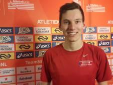 Sven van Merode heeft zijn nationale hoogspringtitel terug: 'Nu die piek nog'
