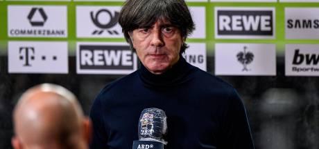 Joachim Löw reste entraîneur de l'Allemagne malgré la déroute en Espagne