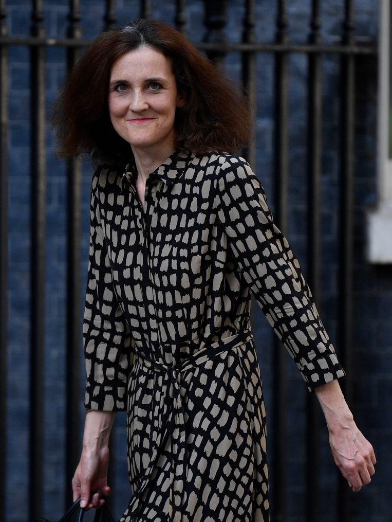 Theresa Villiers.