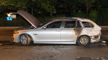 Auto in brand gestoken in Merksem, geen link met drugsmilieu