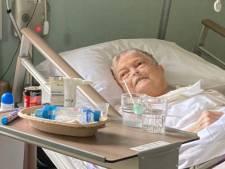 Dankzij kleinkinderen oma Dieni, krijgt hospice De Sporen nu op alle kamers airco's