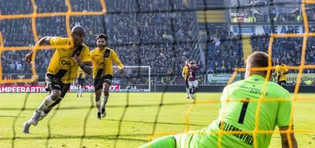 Gelijkspel hoogst haalbare voor NAC in derby tegen Willem II: 2-2