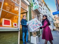 Wat vrolijks in huis? Haagse Hofgalerie leent gratis kunstwerken uit