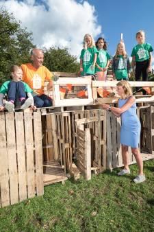 Huttenbouwfeest kijkt al uit naar volgend jaar