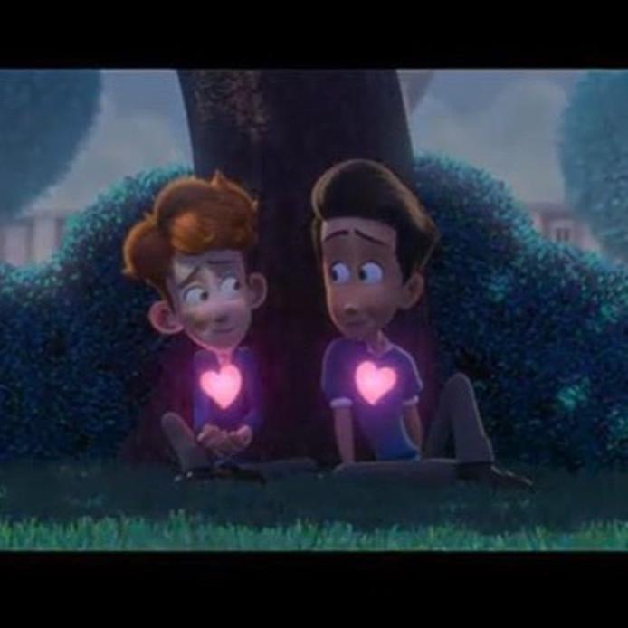 Animatiefilm In a Heartbeat