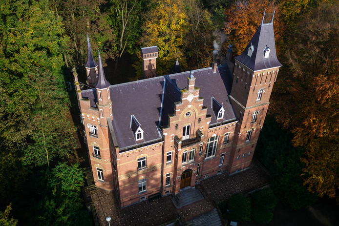 Landhuis Roucouleur in Vught.