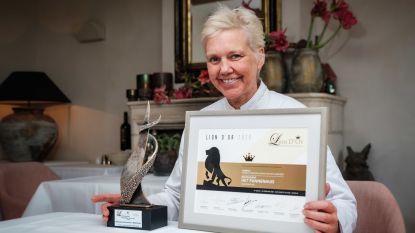 Sigrid Naedts van Het Pannenhuis wint voor tweede jaar op rij een Lion D'Or