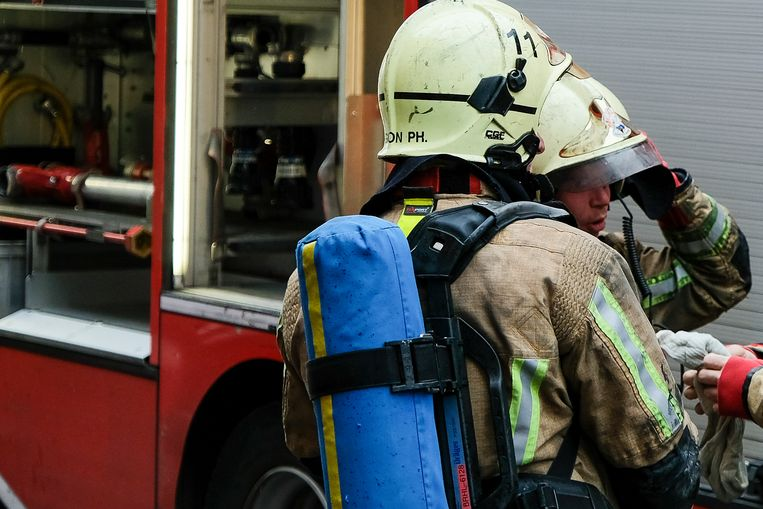 De brandweer had de handen vol met interventies.