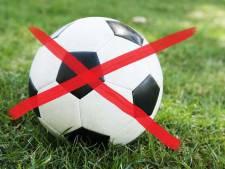 Update: overzicht afgelastingen amateurvoetbal