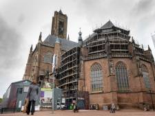 Restauratie Eusebiuskerk weer stilgelegd; tekort van 3 miljoen euro