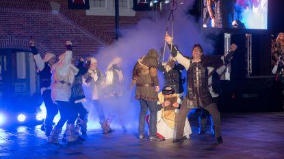 Historische stoet wordt filmisch spektakel