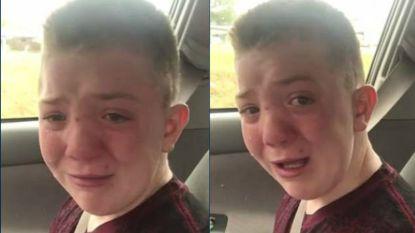 Van gepeste jongen naar een van de meest populaire kerels op internet: Keaton krijgt steun uit onverwachte hoek na posten van emotionele video