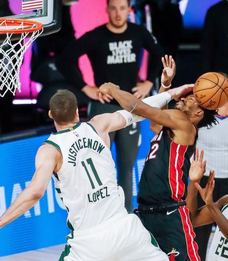 Miami élimine Milwaukee et retrouve la finale à l'Est, les Lakers passent devant Houston