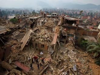 Nepal opnieuw getroffen door aardbeving