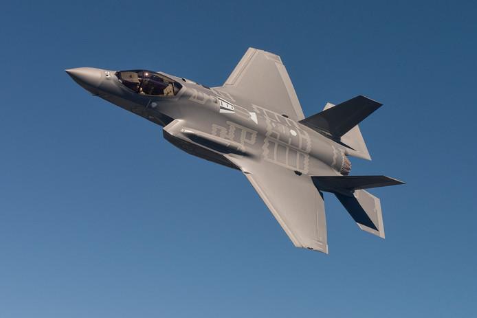 De Luchtmacht neemt vandaag officieel de Joint Strike Fighter of F-35 in gebruik. Vanaf eind dit jaar staan de toestellen in Nederland.