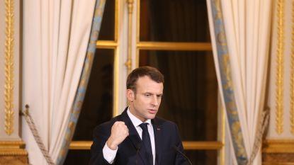 De magie van Macron