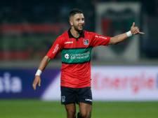 Ernst blessure NEC'er Mohamed Rayhi maandag duidelijk