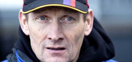 Adrie van der Poel geloofde niet dat zijn zoon gewonnen had: 'Ik zei: het zal wel'