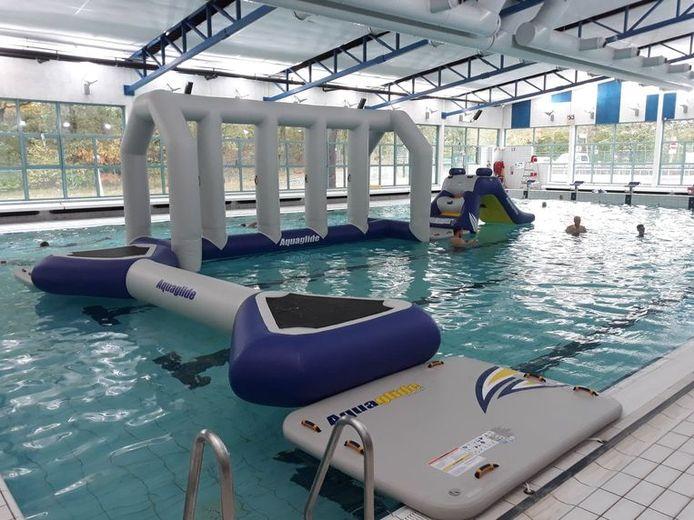 La piscine du Netepark, à Herentals.