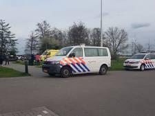 Hulpdiensten rukken uit voor reanimatie Reeuwijkse Hout