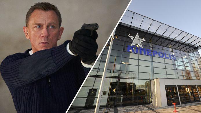 Daniel Craig/Kinepolis Enschede