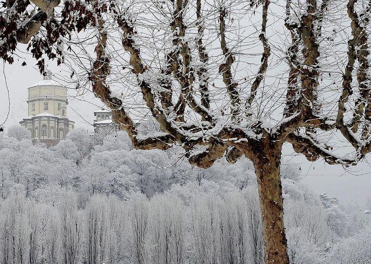 Turijn in koude tijden Beeld anp