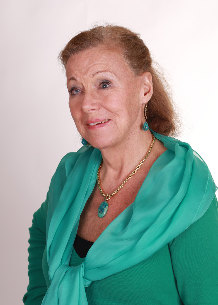 Portret van prinses Christina.