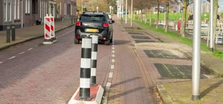 Maatregelen voor veiliger verkeer van en naar de veerpont in Genemuiden