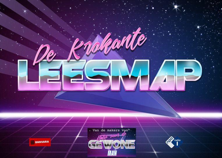 Podcast De Krokante Leesmap Beeld null