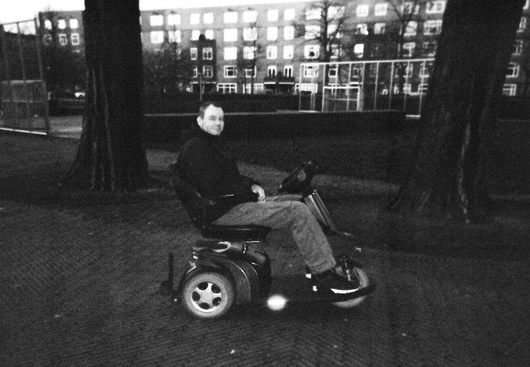 Maurice Pronk (1973-2020): dakloos en schulden, maar ook vol hoop