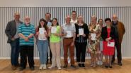 Cursisten met diploma EHBO gehuldigd