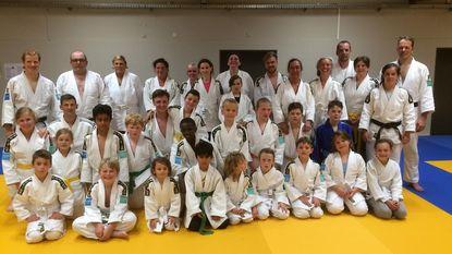 Judoclub Beveren organiseert een Mama-Papa-training