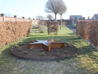 Begraafplaats in Zandvoorde krijgt na vernieuwing een sterretjesweide